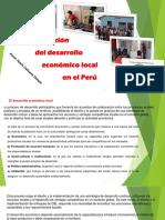 Promoción Del Desarrollo Económico Local en El Perú-diapositivas