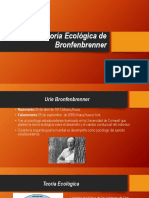 Teoría Ecológica de Bronfenbrenner v3
