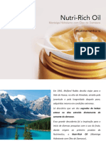 Book Nutri Rich Oil Nutrimetics