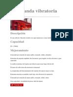 Zaranda vibratoria.docx