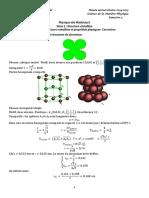 2-Structure Cristalline Correction Devoir 2