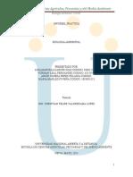 Informe de Salida a Campo_Parque Industrial