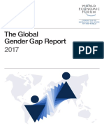 WEF_Gender Gap Report GGGR_2017