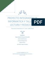 informatica proyecto