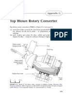 Top Blowing Rotatory Convertor