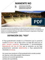 Flujo Permanente Gradualmente Variado (1)