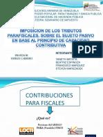 Contribuciones Parafiscales PDF