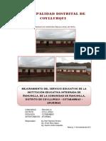 PIP I.E. Ñahuinlla Coyllurqui