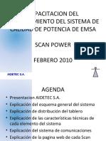 Capacitacion Mant SCAN POWER