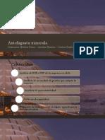 Antofagasta Minerals.