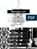 Baroque art(Frankie's report)