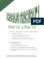 Trabajo practico nº 1 Web 1.0 y Web 2.0