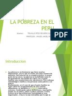 La Pobreza en El Peru PDF