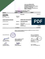 FCRA Balance Sheet of Jan MItra Nyas 2016-17