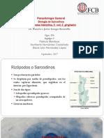 Biología de Sarcodinos (Entamoeba Histolytica, E. Coli, E. Gingivalis)