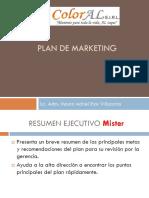 Plan de Marketing Pacífico