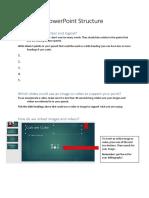 powerpoint structure tutorial resource