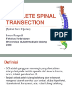 48. complete spinal transections.pptx