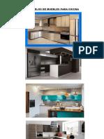 Modelos de Muebles Casa