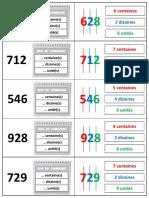Cartes Numeration de Position