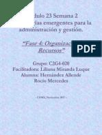 HernándezAllende RocíoMercedes M23 S2 Actividadestareasyrecursos