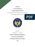 Proposal Evaluasi Program Laboratorium Otomotif