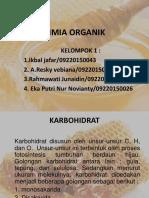 KIMIA ORGANIK MADU.pptx