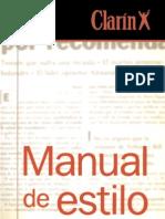 Manual de Estilo CLARIN