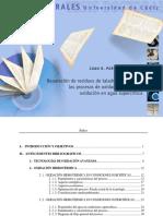 Despuracion de Residuos de Taladrinas Oxidacion Humeda