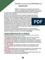 Introduccion de Metodologia de La Investigacion