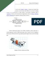 Assignment 3- PD Pump