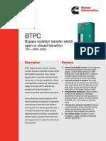 Transfer BTPC Cummins