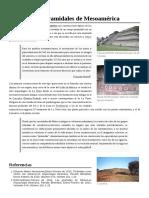 Basamentos Piramidales de Mesoamérica