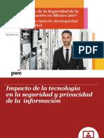 Estudio de La Seguridad de La Información en México 2017