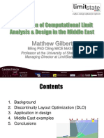 Professor Matthew Gilbert - Application of Computational Limit Analysis & Design in the Middle East.pdf