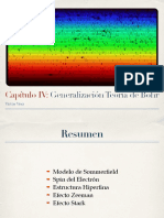 3.Generalizarion Bohr