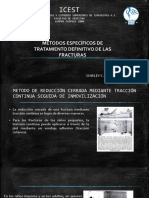 EXPO TRAUMA Metodos TX Fx