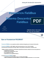 Curso ISA Fieldbus Foundation Agosto 2016
