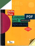 Skills Plus Listening and Speaking Advanced