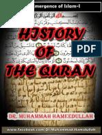 History of the Quran, Dr. Muhammad Hameedullah 2
