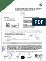 Acta 27 Comisión de Seguimiento VI Convenio Colectivo