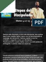 Etapas Del Discipulado