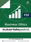 Business Ethics Tutorial