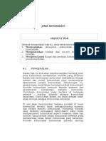 Nota Pengantar Komunikasi - BAB_6
