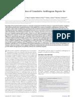 Challenges in Preparation of Cumulative Antibiogram