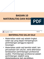 BAGIAN 10 - MATERIALITAS DAN RISIKO AUDIT.pptx