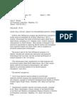 Official NASA Communication 99-030