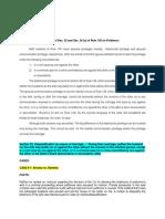Analysis on Privileged Communication
