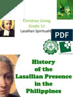 1. Lasallian Spirituality