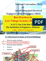 Fr4best Practices in Low Voltage Systems 161103101808